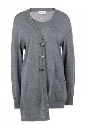 Пуловер MARIA GRAZIA SEVERI. Цвет: серый