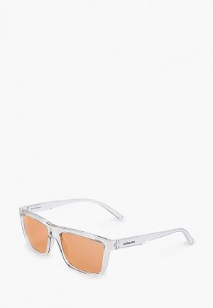 Очки солнцезащитные Arnette 0AN4262 2634C6. Цвет: розовый