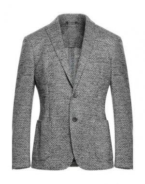 Пиджак TONELLO. Цвет: черный