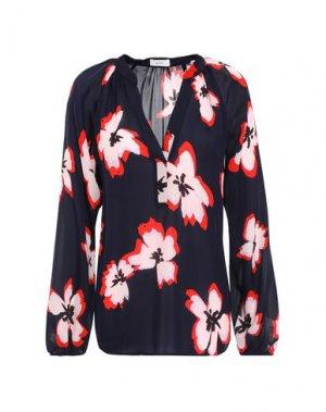 Блузка A.L.C.. Цвет: темно-синий