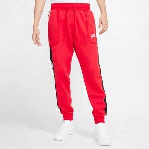 Fleece Air Jogger Nike. Цвет: красный