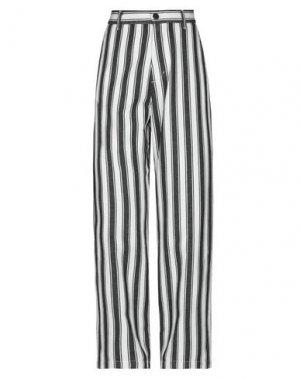 Повседневные брюки CARHARTT. Цвет: белый