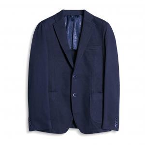 Куртка-блейзер ESPRIT. Цвет: темно-синий