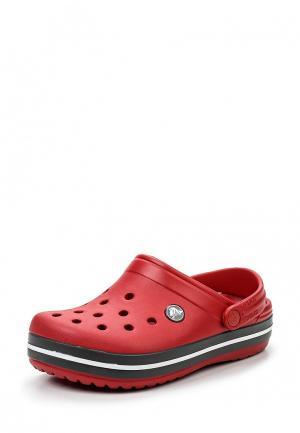 Сабо Crocs Crocband Clog K. Цвет: красный