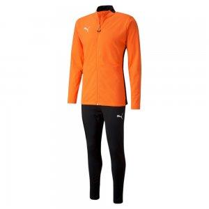 Спортивный костюм ftblPLAY Mens Tracksuit PUMA. Цвет: оранжевый