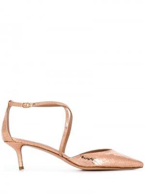 Туфли-лодочки Rolanda Jean-Michel Cazabat. Цвет: бежевый