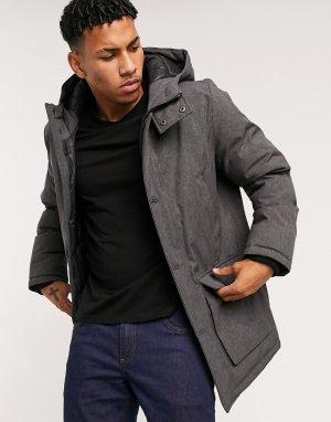 Куртка-парка -Серый Dockers