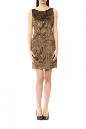 Dress Byblos. Цвет: brown
