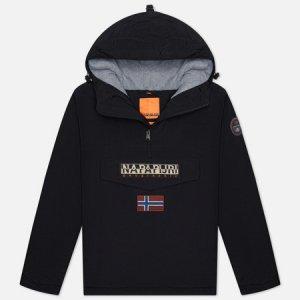 Мужская куртка анорак Rainforest Winter 2 Napapijri. Цвет: чёрный