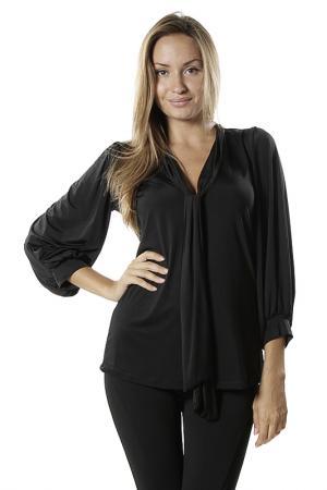Блуза Analili. Цвет: черный