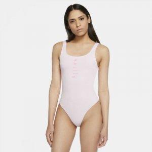 Женское боди Nike Sportswear Swoosh - Розовый