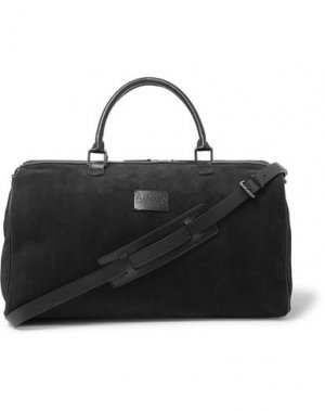 Дорожная сумка ANDERSON'S. Цвет: черный