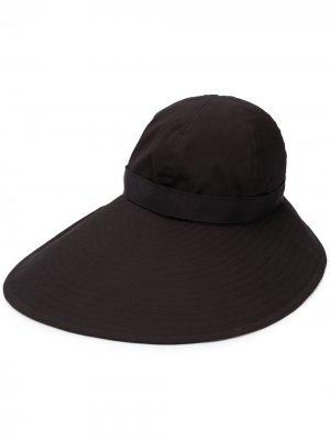 Широкополая шляпа Sacai. Цвет: черный