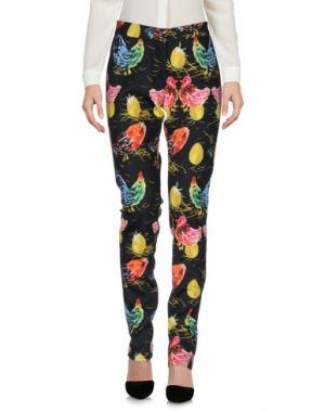 Повседневные брюки GIULIA ROSITANI. Цвет: черный