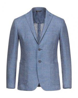 Пиджак TONELLO. Цвет: синий
