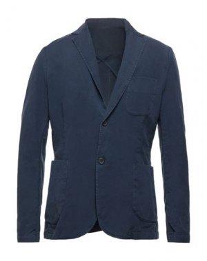 Пиджак AUTHENTIC ORIGINAL VINTAGE STYLE. Цвет: синий