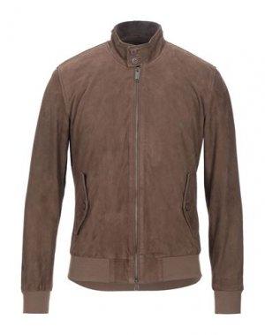 Куртка BOMBOOGIE. Цвет: какао