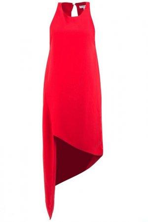 Платье Iro. Цвет: красный