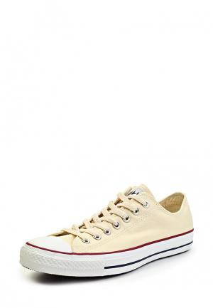Кеды Converse ALL STAR OX NATURAL WHITE. Цвет: бежевый