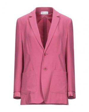 Пиджак REDValentino. Цвет: фуксия