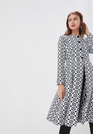 Пальто Sahera Rahmani. Цвет: белый