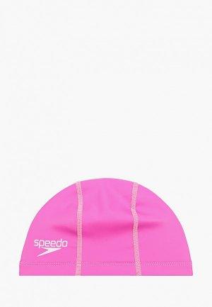 Шапочка для плавания Speedo PACE CAP. Цвет: розовый