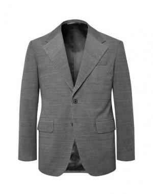 Пиджак CAMOSHITA by UNITED ARROWS. Цвет: серый