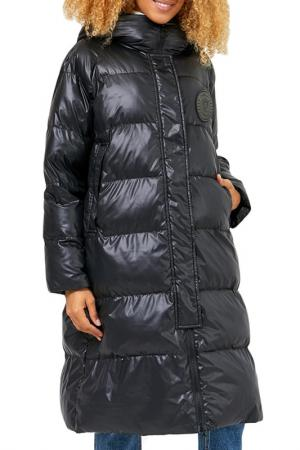 Пальто Tom Farr. Цвет: черный