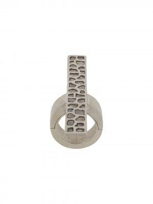 Sistema ring Parts of Four. Цвет: серебристый