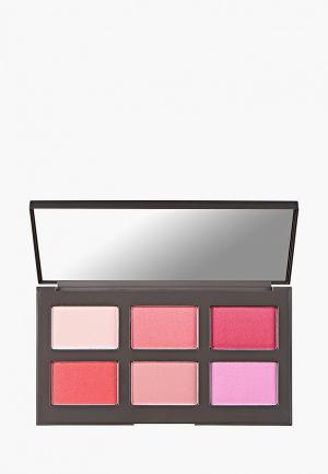 Палетка для лица Its Skin It's Лайф Калор, тон 02, розовая. Цвет: разноцветный