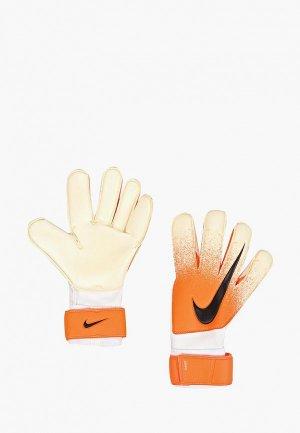 Перчатки вратарские Nike NK GK GRP3-SU19. Цвет: оранжевый