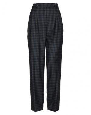 Повседневные брюки PENCE. Цвет: стальной серый