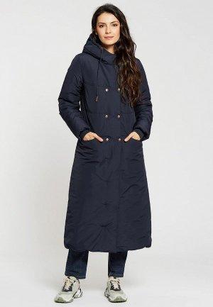 Куртка утепленная Dimma. Цвет: синий