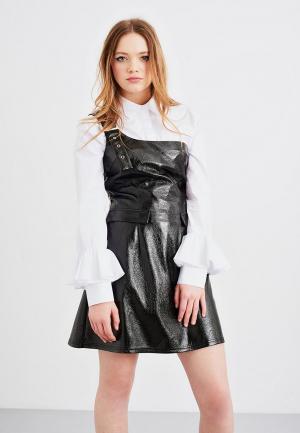 Платье LOST INK VINYL BUCKLE DRESS