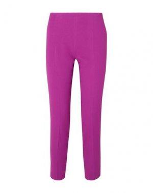 Повседневные брюки ANTONIO BERARDI. Цвет: розовато-лиловый