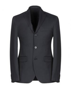 Пиджак ACNE STUDIOS. Цвет: темно-синий