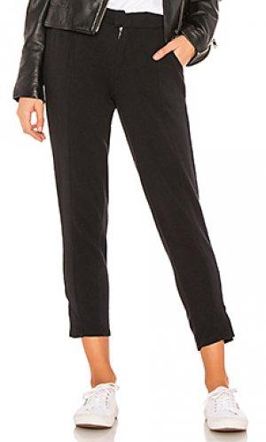 Узкие брюки Chaser. Цвет: черный