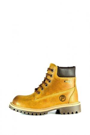 Ботинки Primigi. Цвет: коричневый