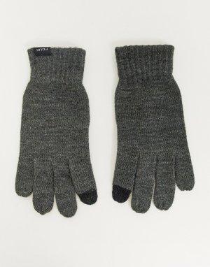 Перчатки для сенсорных экранов -Синий French Connection