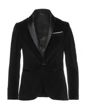 Пиджак GAZZARRINI. Цвет: черный