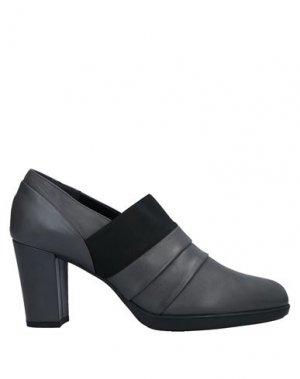 Полусапоги и высокие ботинки THE FLEXX. Цвет: серый