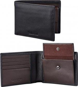 Кошельки Large Wallet With Coin Pocket Timberland. Цвет: черный