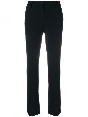 Укороченные брюки-чинос L'Autre Chose. Цвет: черный