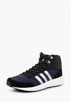 Кроссовки adidas CLOUDFOAM RACE WTR MID W. Цвет: синий