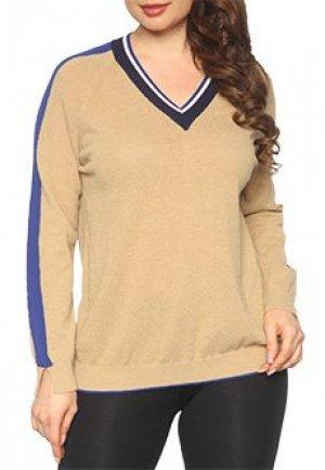 Пуловер FERRANTE. Цвет: разноцветный