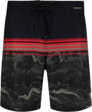 Шорты пляжные мужские , размер 54 Termit. Цвет: черный
