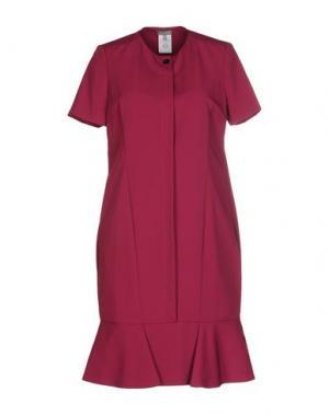 Короткое платье GUY LAROCHE. Цвет: фуксия