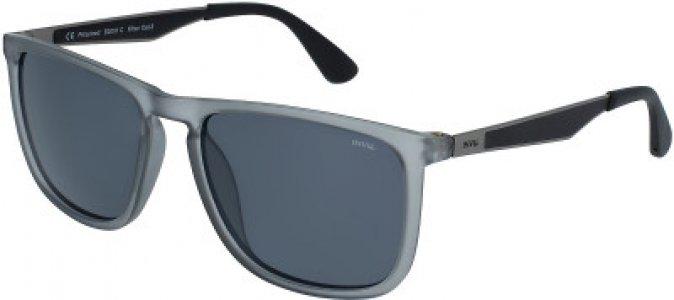Солнцезащитные очки Invu. Цвет: серый