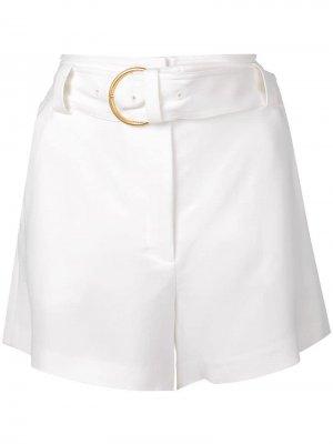 Расклешенные шорты с поясом A.L.C.