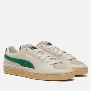 Мужские кроссовки x Rhuigi Suede Puma. Цвет: бежевый